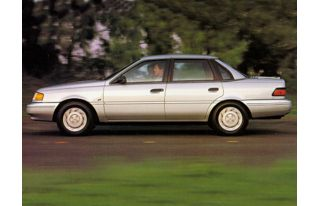 GE 1992 Ford Tempo