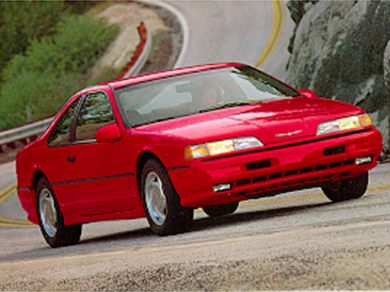 GE 1992 Ford Thunderbird