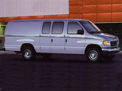 null 1992 Ford E-350