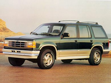 GE 1992 Ford Explorer