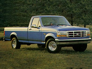 GE 1992 Ford F-150