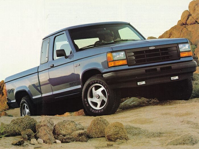 1992 ford ranger specs safety rating mpg carsdirect. Black Bedroom Furniture Sets. Home Design Ideas
