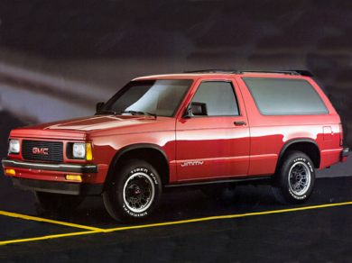 null 1993 GMC Jimmy