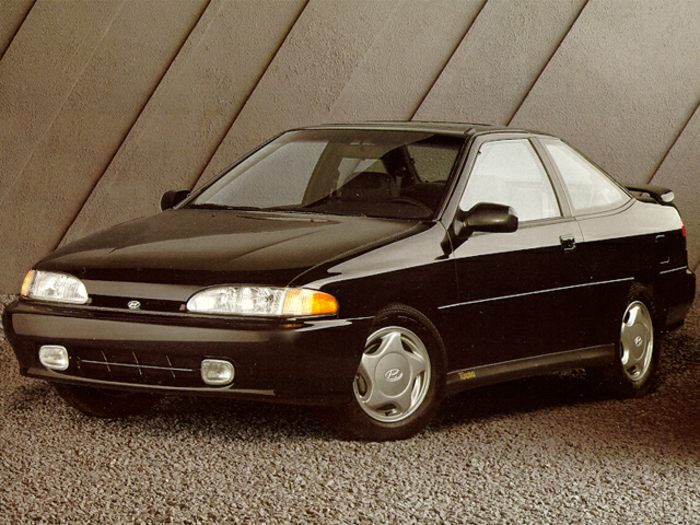 1992 hyundai scoupe specs safety rating mpg carsdirect. Black Bedroom Furniture Sets. Home Design Ideas