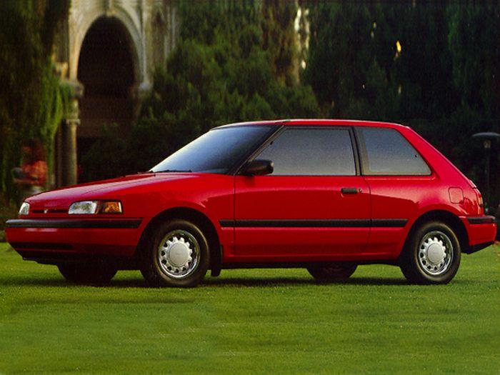 1993 mazda 323 specs safety rating mpg carsdirect. Black Bedroom Furniture Sets. Home Design Ideas