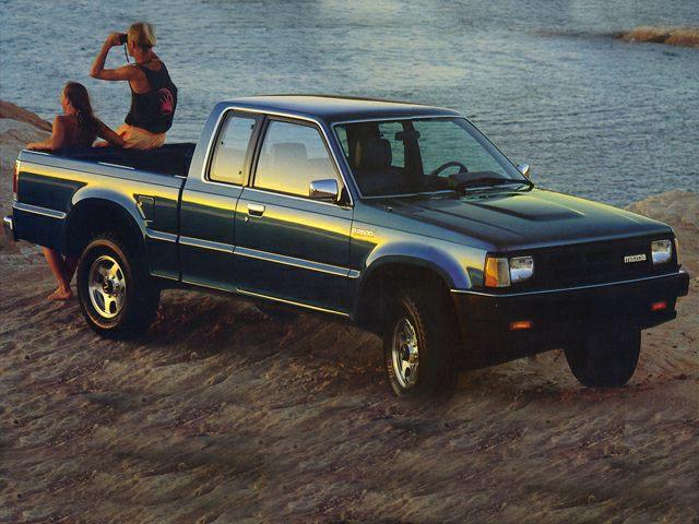 1993 Mazda B2600i Specs Safety Rating Amp Mpg Carsdirect