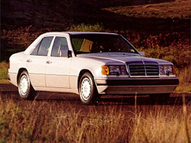 GE 1992 Mercedes-Benz 500