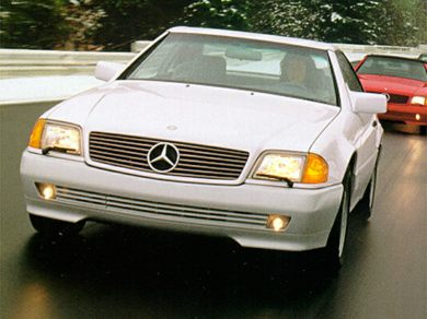 GE 1993 Mercedes-Benz 500