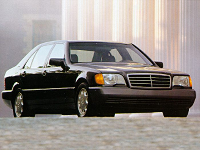 1992 mercedes benz 600 specs safety rating mpg carsdirect for 1992 mercedes benz 600 class