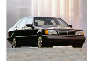 GE 1992 Mercedes-Benz 600