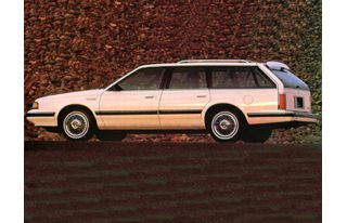GE 1992 Oldsmobile Custom Cruiser