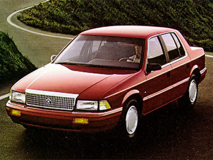 1992 plymouth acclaim specs safety rating mpg carsdirect. Black Bedroom Furniture Sets. Home Design Ideas