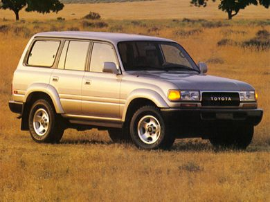 null 1992 Toyota Land Cruiser