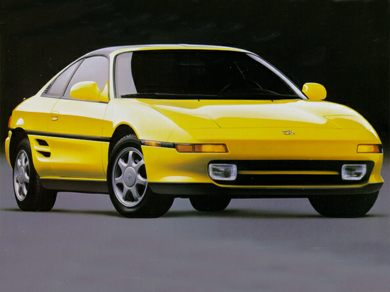 null 1992 Toyota MR2