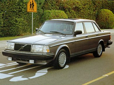 null 1992 Volvo 240