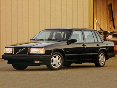 null 1992 Volvo 740