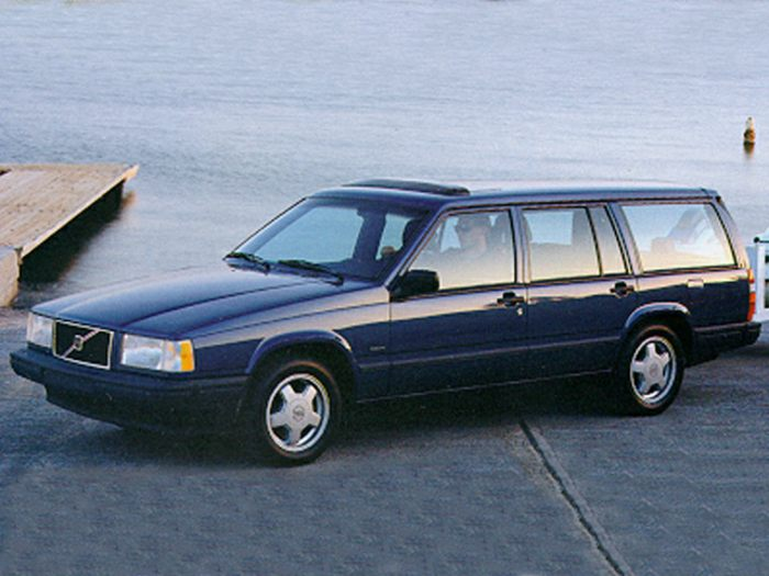 1992 Volvo 740 Specs, Safety Rating & MPG - CarsDirect