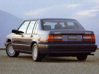 null 1992 Volvo 940