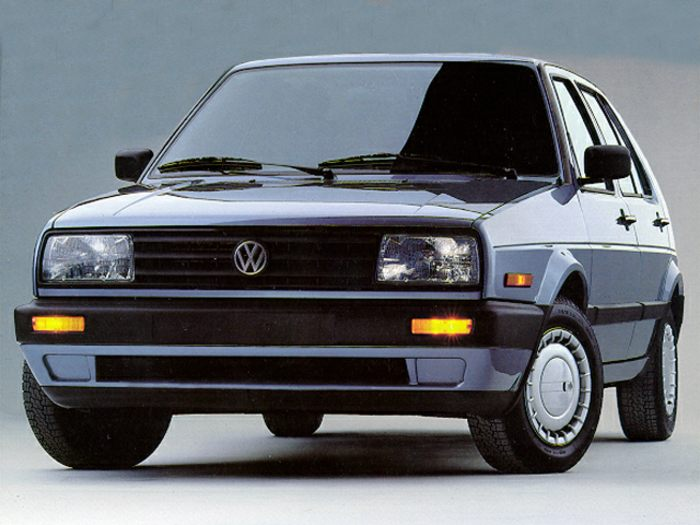 1992 volkswagen golf specs safety rating mpg carsdirect. Black Bedroom Furniture Sets. Home Design Ideas