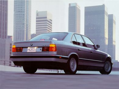 null 1993 BMW 525