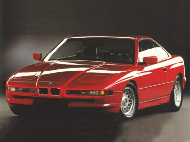 null 1993 BMW 850