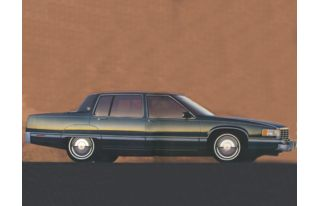 GE 1992 Cadillac Sixty Special