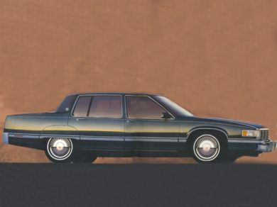 null 1992 Cadillac Sixty Special