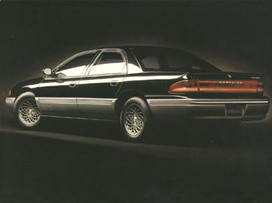 1993 Chrysler Concorde Specs Safety Rating Amp Mpg Carsdirect