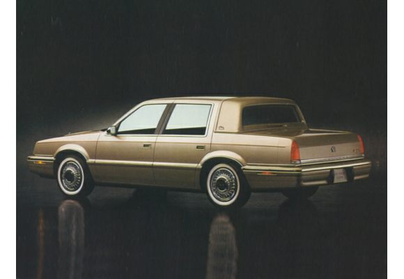 1993 chrysler new yorker pictures photos carsdirect for 1993 chrysler new yorker salon
