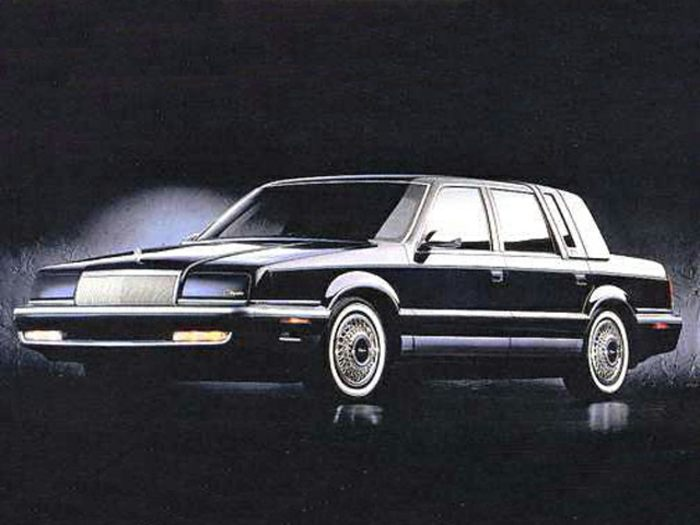 1993 chrysler fifth avenue pictures photos carsdirect. Black Bedroom Furniture Sets. Home Design Ideas