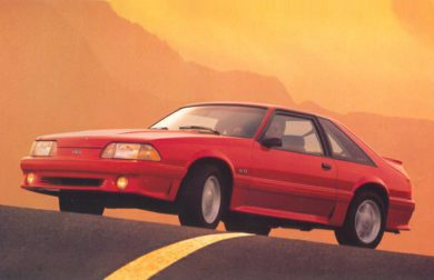 null 1993 Ford Mustang