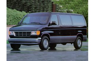 GE 1993 Ford Club Wagon