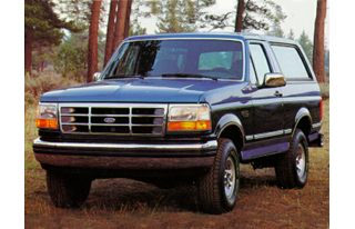 GE 1993 Ford Bronco
