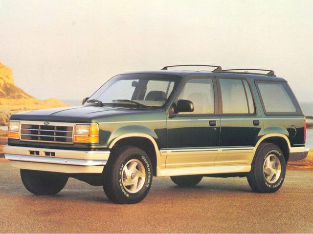 1993 Ford Explorer Specs Safety Rating Amp Mpg Carsdirect