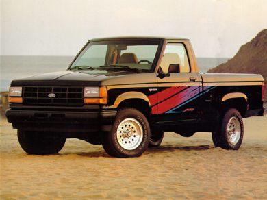 1993 ford ranger specs safety rating mpg carsdirect. Black Bedroom Furniture Sets. Home Design Ideas