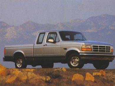 GE 1993 Ford F-150