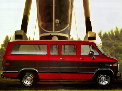 null 1993 GMC Rally Wagon