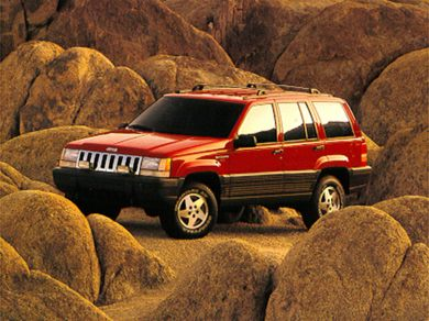 GE 1993 Jeep Grand Cherokee