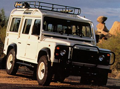 null 1993 Land Rover Defender 110
