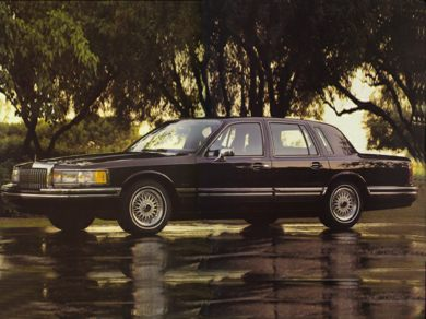 null 1993 Lincoln Town Car