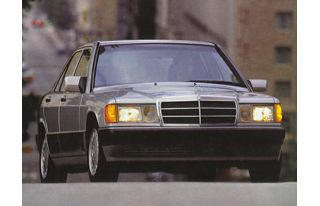 GE 1993 Mercedes-Benz 190