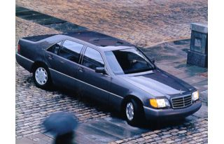 GE 1993 Mercedes-Benz 400