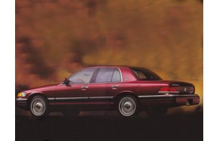 GE 1993 Mercury Grand Marquis