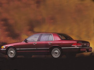 null 1993 Mercury Grand Marquis