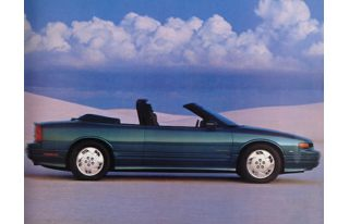 GE 1993 Oldsmobile Cutlass Supreme