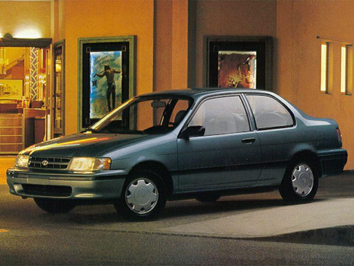 1993 toyota tercel specs safety rating mpg carsdirect. Black Bedroom Furniture Sets. Home Design Ideas