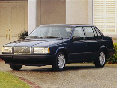 null 1993 Volvo 940