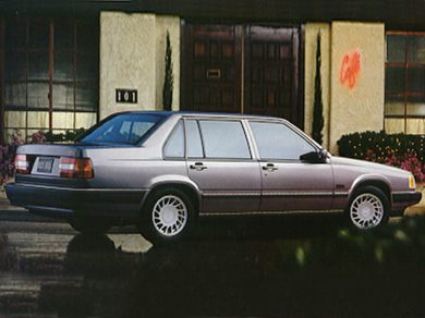 null 1993 Volvo 960
