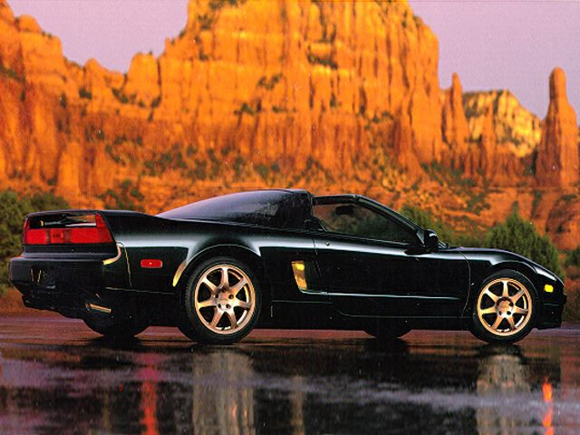Acura  Specs on 1994 Acura Nsx Specs  Safety Rating   Mpg     Carsdirect