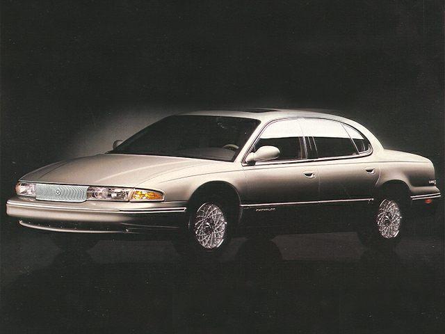 1994 Chrysler Lhs Specs Safety Rating Amp Mpg Carsdirect